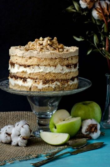 momofuku apple pie cake
