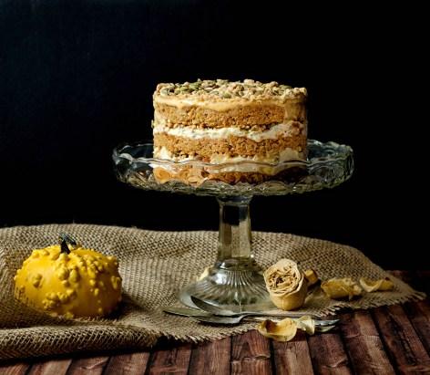 momofuku pumpkin pie cake
