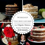 Workshop Torturi Naked si Semi-Naked – Bucuresti, 23-24 ianuarie