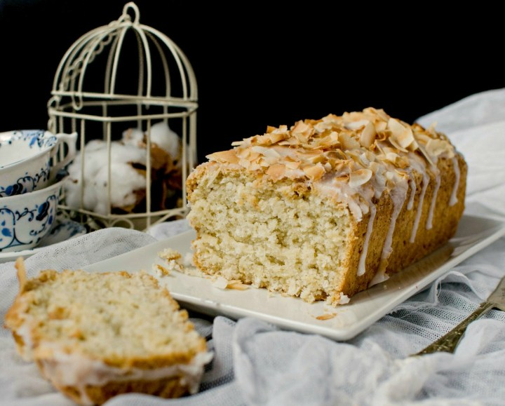 vegan coconut bread