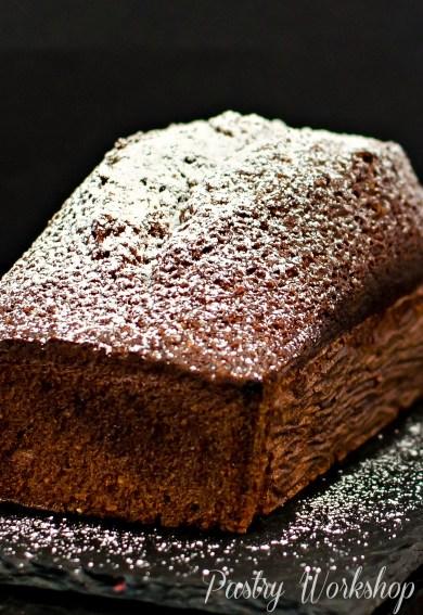 hazelnut loaf cake