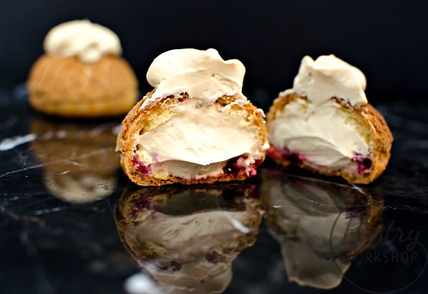 dulcey cherry choux