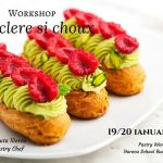 Workshop Pate a Choux – Eclere si Choux
