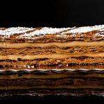 {Praline Chocolate Millefeuille} – Millefeuille cu pralina si ciocolata