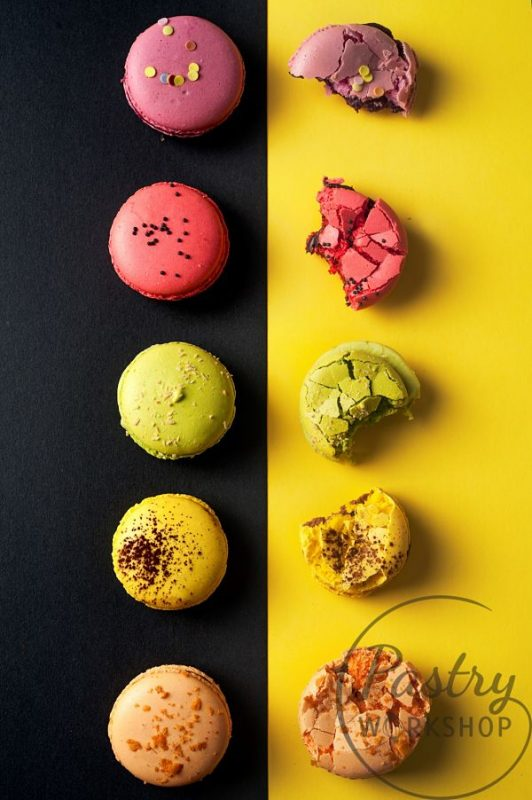 workshop macarons