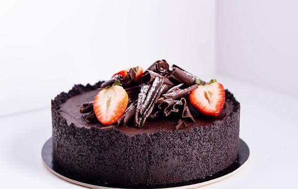 tarta fara coacere cu ciocolata