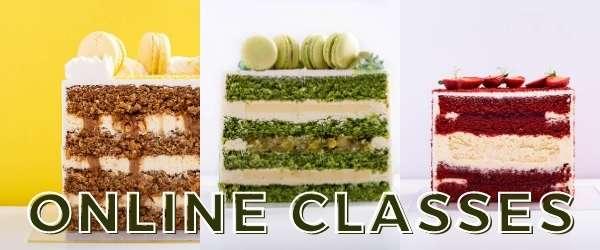 online pastry classes