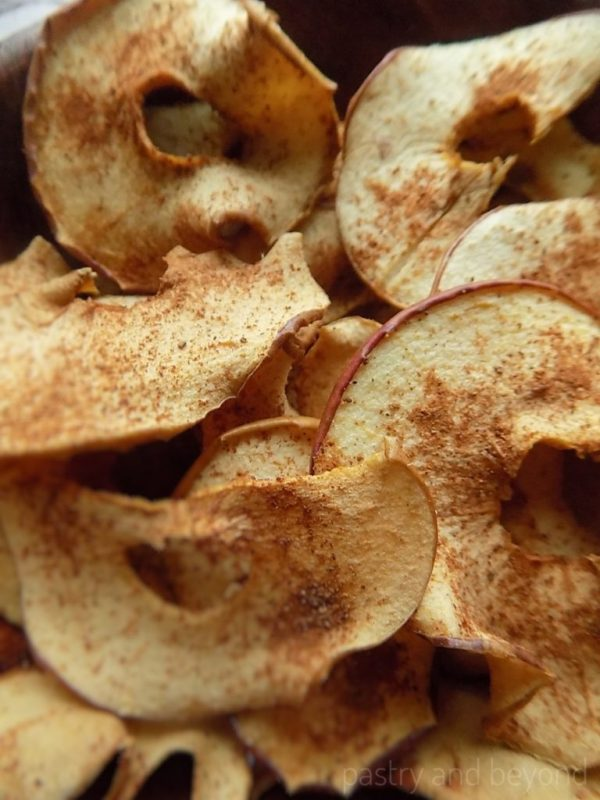 Homemade Dried Apples
