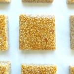 Caramelized Sesame Seeds