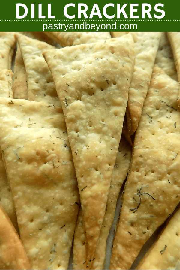 Dill Crackers