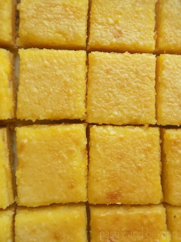 Lemon Curd Bars