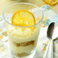 Lemon Curd Mousse Recipe