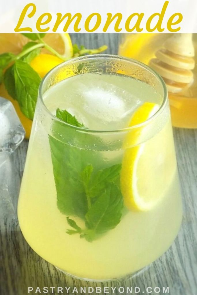 Pin for lemonade