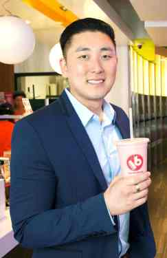 16 Handles Owner Solomon Choi