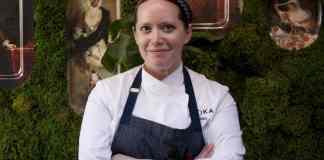 Meg Galus Pastry Chef at Boka