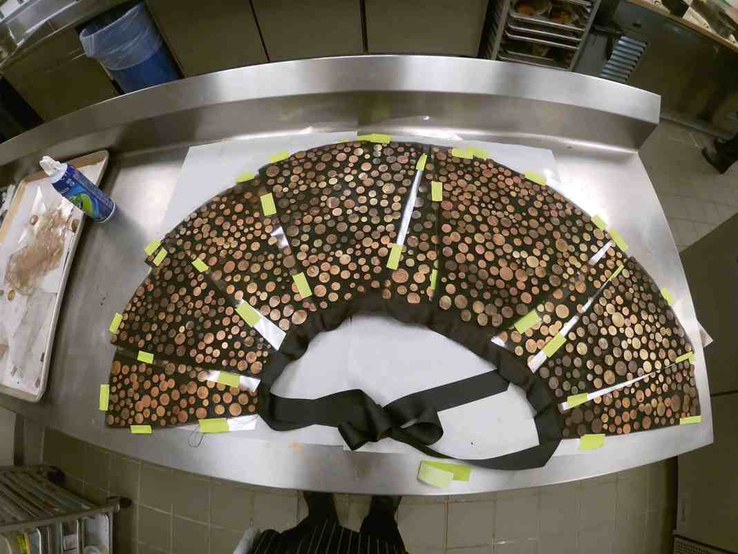 Chocolate Fashion Time Warp