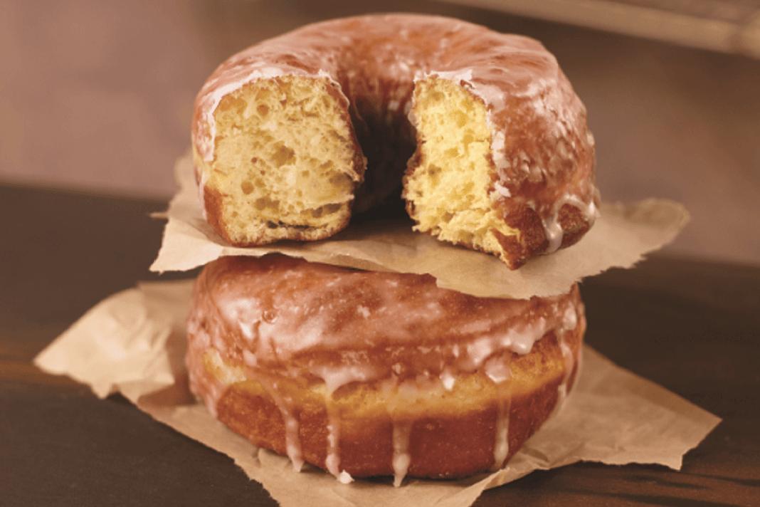 Sourdough Donut
