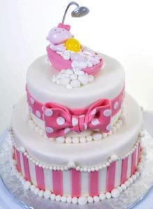 Pastry Palace Las Vegas - Baby Shower Cake #1118