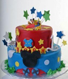Disney Cake 1131 - Pastry Palace Las Vegas