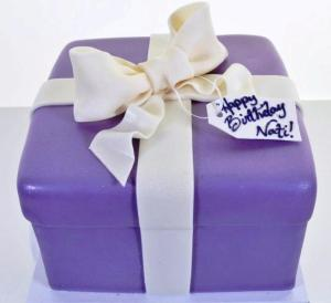 1522.1-Gift Box in Lavender