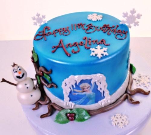1672 - Frozen - Elsa & Olaf