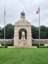 Delville Wood, South African National Memorial - by Jane Roberts