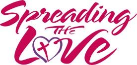 Spreading the Love logo