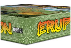 Matt Plett's detailed Polynesian-esque motif wraps around the box cover