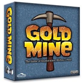 Gold Mine Box Front