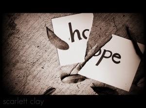 Hope…Deferred