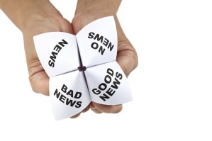 10 Things You Don't Wanna Do When The News Is Bad
