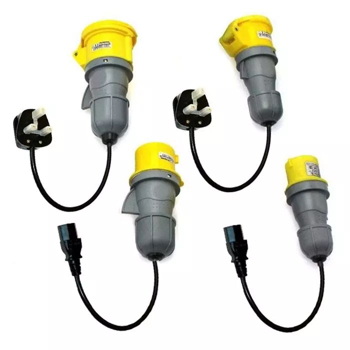 110V 16A/32A PAT Adaptor Kit