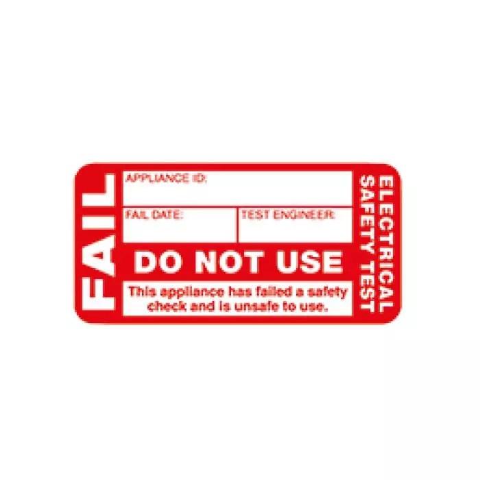 Fail Labels (x200)