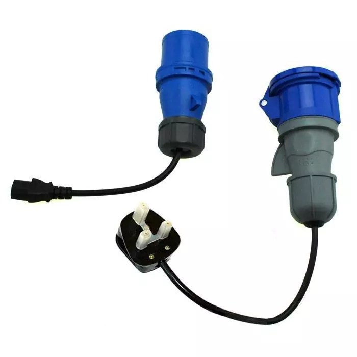 230V 32A PAT Adaptor Kit