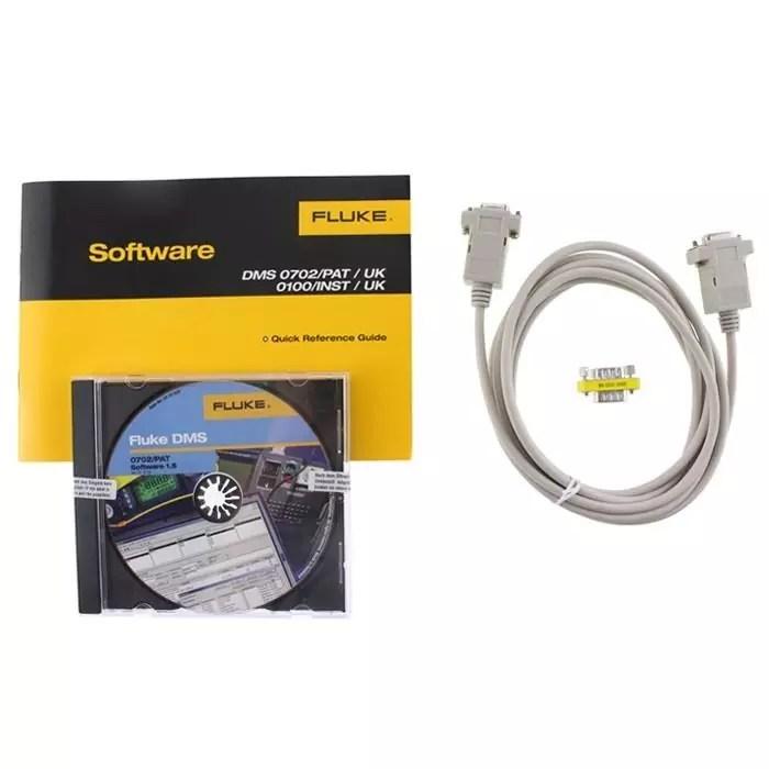 Fluke DMS 0702/PAT Software