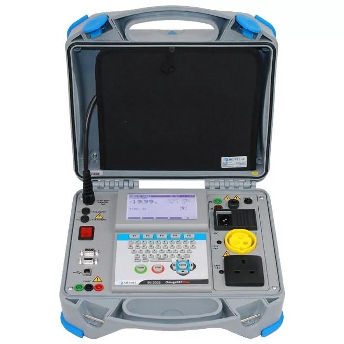 Metrel OmegaPAT Plus PAT Tester
