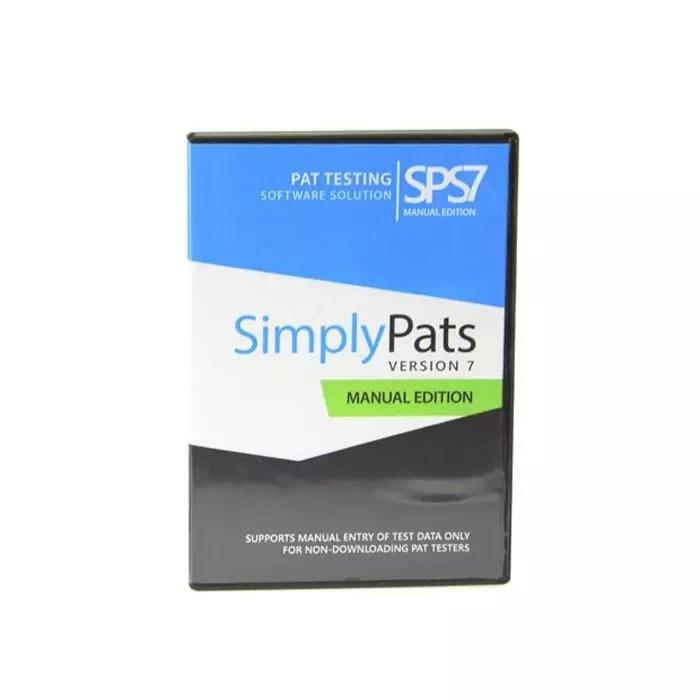 SimplyPATs Version 7 Software Manual Edition