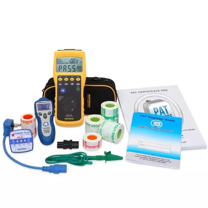 Martindale HPAT600/2 Kits (Choice of Kits)