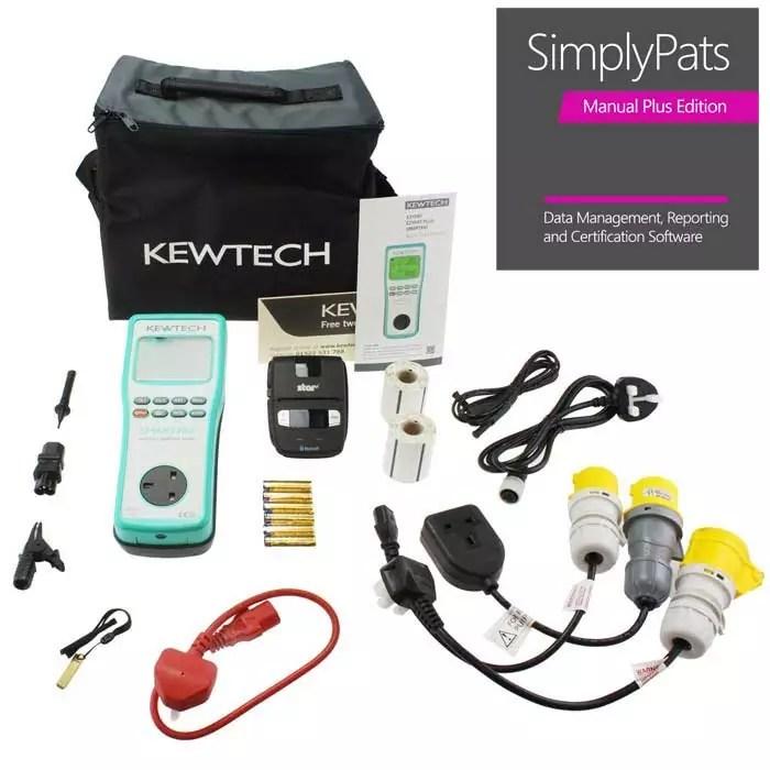 Kewtech SMARTPAT Pro Software Kit