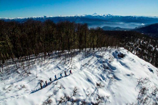 Nieve Chapelco