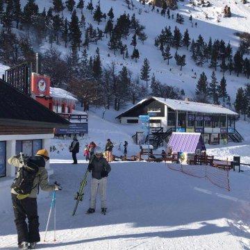 Centro de esquí Esquel