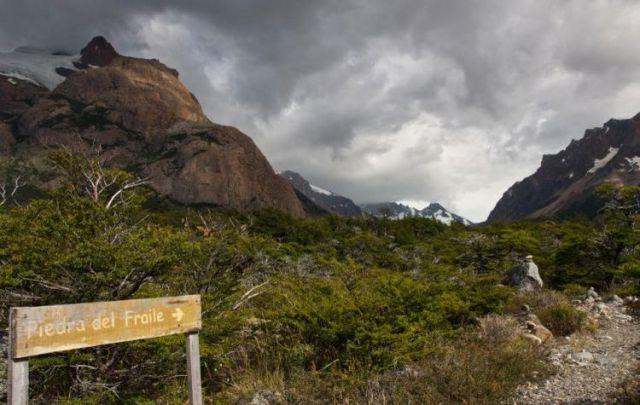 Trekking Piedra del Fraile El Chaltén