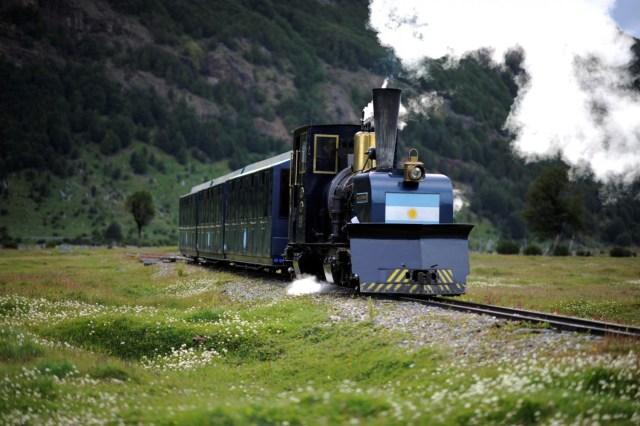 Tren Tierra del Fuego
