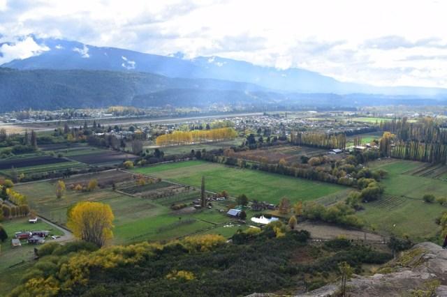 vista desde el Cerro Amigo