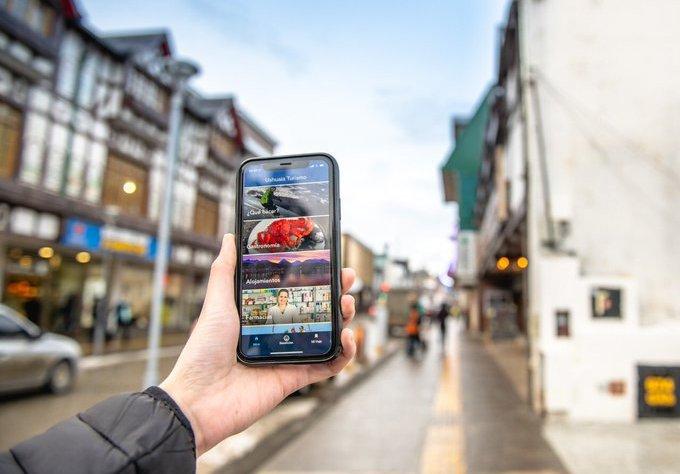 App para visitar Ushuaia