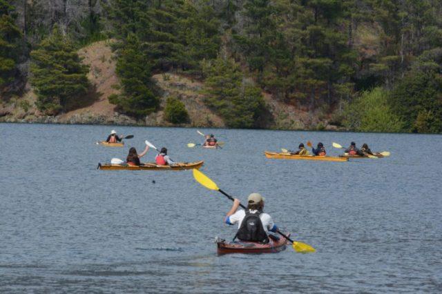 actividades en el lago