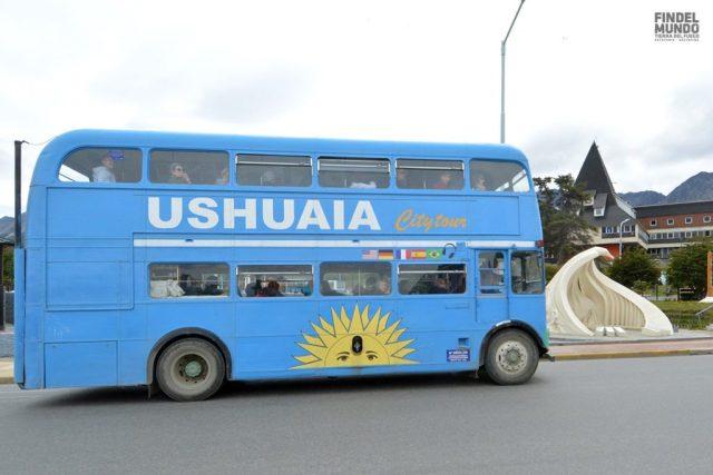 City Tour, otra de las actividades imperdibles en Ushuaia
