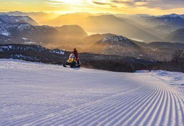 Chapelco, centro de esquí.