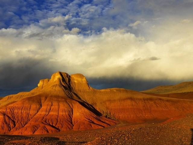 Tierra de Colores, sendero que parte del Portal Cañadón Pinturas.