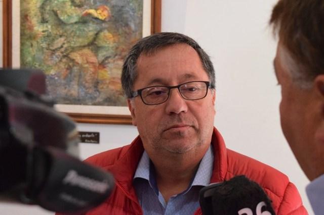 Carlos Soto, alcalde de Cochamó. Entrevista previa a la reunión por la habilitación del cruce entre El Manso y Paso El león.